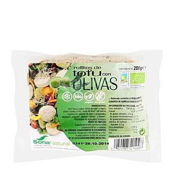 Soria Natural Rollito de Tofu con aceitunas Soria Natural 200 g