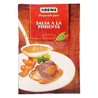 Ubena Salsa a la pimienta Sobre 40 g