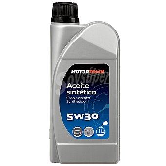 MOTORTOWN 5W30 Long Life Aceite sintético de motor para automóvil 1 l
