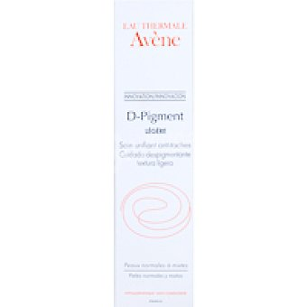 Avène Dpiagmente ligera Bote 30 ml