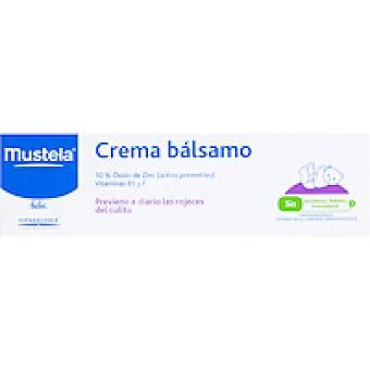 MUSTELA Crema para cambio de pañal Tubo 150 ml
