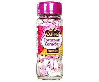 Vahiné Corazones de azúcar sin colorantes artificiales 55g