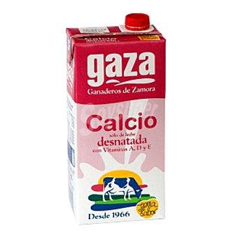 Gaza Leche desnatada con calcio 1 l