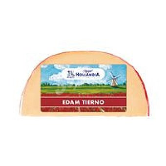 Royal hollandia Queso Edam tierno millan vicente, cuña 310 g