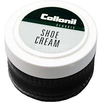 COLLONIL Limpia calzado en crema negro Tarro 50 ml