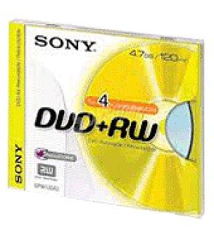 Dvd + rw 4,7 gb Unidad