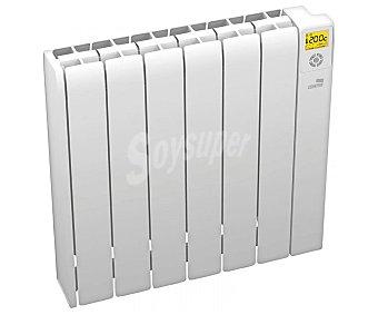 COINTRA Siena 1000 Emisor térmico fluido 51019, potencia max: 1000W, 6 elementos, termostato, programable, pantalla digital.