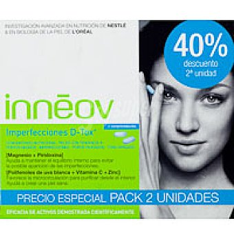 Inneov D-tox Imperf. Pack 80