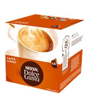 Dolce Gusto Nescafé Café Lungo Caja 16 cápsulas