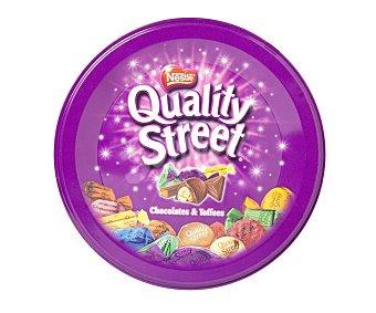 Nestlé Surtido de bombones de chocolate y toffees 265 gramos