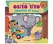 Osito Tito. ¡Vamos al zoo!. BENJI DAVIES, Género: Infantil, Editorial: Timun Mas  Timunmas