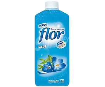 Flor Suavizante concentrado Azul clasico 72 lavados