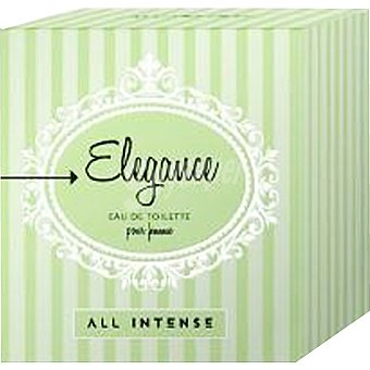 All Intense eau de toilette femenina vaporizador Elegance 100 ml