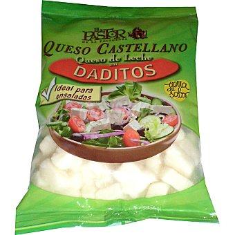 El Pastor Queso castellano en daditos Bolsa 150 g