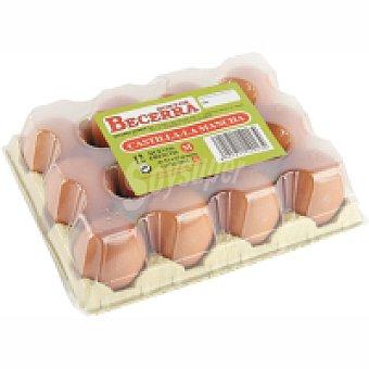 Becerra Huevo blanco L 12 unid
