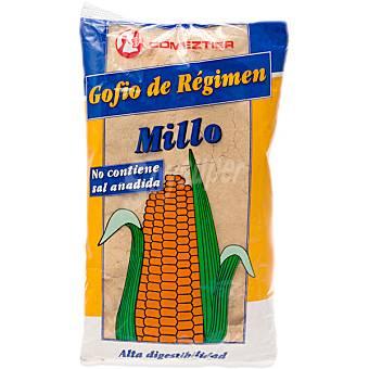 Comeztier Gofio de maíz especial para régimen bolsa 450 g Bolsa 450 g