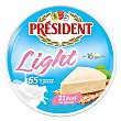 Queso light 16 ud President