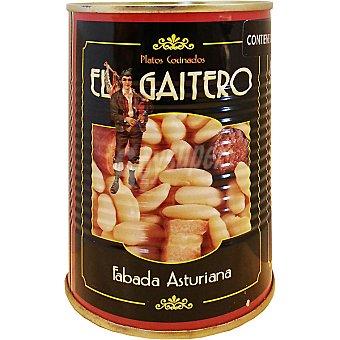 El Gaitero Fabada asturiana Lata 280 g neto escurrido