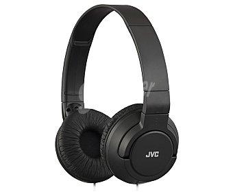 JVC HA-S520-B-E Auricular cerrado tipo casco con cable, color negro