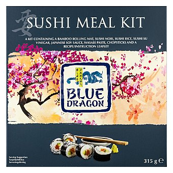 Blue Dragón Sushi Meal Kit 333 g