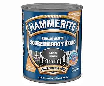 HAMMERITE Esmalte liso brillante 0,75 litros color gris plata, HAMMERITE. 0,75 litros