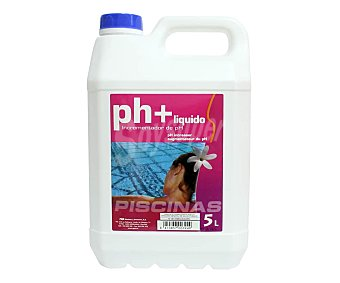 Pqs Aumentador de pH líquido 5 l
