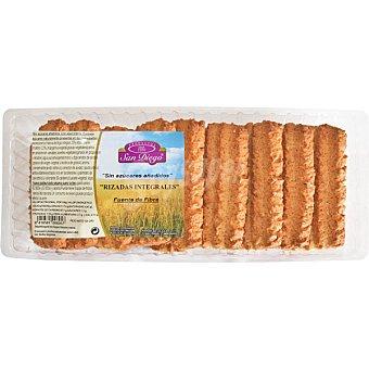 SAN DIEGO Galletas rizadas integrales sin azúcares añadidos bandeja 125 g