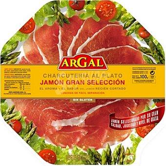 Argal Jamón serrano Envase 100 g