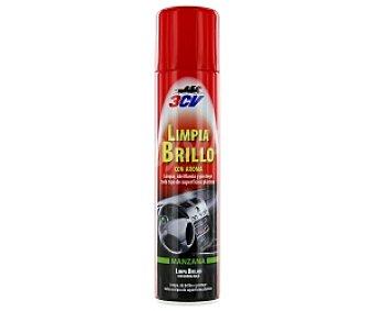3CV Limpiador abrillantador con sugerente olor a manzana 400 mililitros
