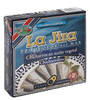 La Jira Chicharrillo aceite 180 g