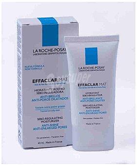 La Roche-Posay Crema hidratante, reduce los poros y el flujo de sebo. 40 Mililitros