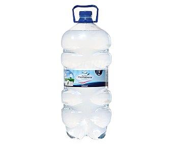 Fuente Primavera Agua mineral natural Garrafa 5 litros