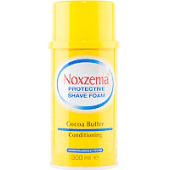 Noxzema ESPUMA COCOA & VIT E 300ML