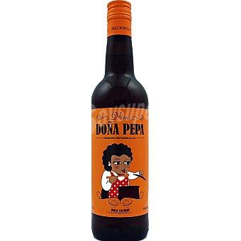 DOÑA PEPA Vino generoso para cocinar Botella 75 cl