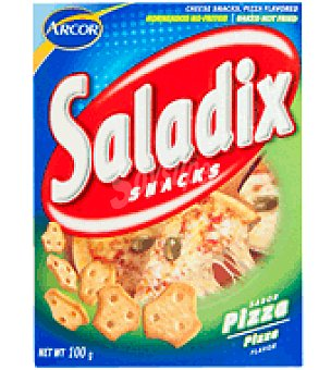 Arcor Galletas saladas sabor pizza 100 g