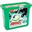 Detergente ariel toque + 21 unidades Lenor