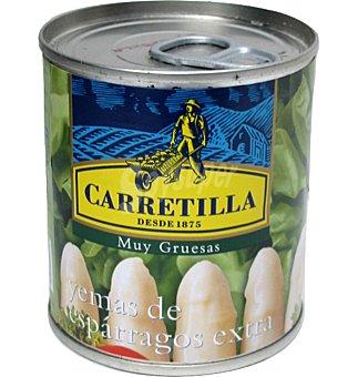 Carretilla Esparragos yemas Lata 135 grs