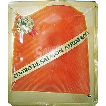 LA BALINESA Centro de salmón ahumado Bandeja 400 g