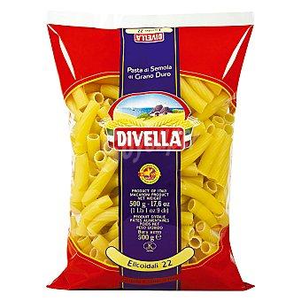 DIVELLA Hélices Nº22, pasta de sémola de trigo duro de calidad superior 500 Gramos