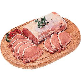 Lomo fresco extra de cerdo