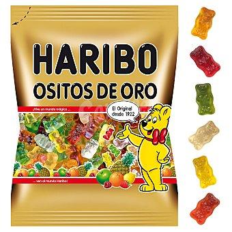 Haribo Golosinas ositos de oro bolsa 300 gr Bolsa 300 gr