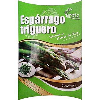 Arotz Espárragos trigueros en aceite de oliva Estuche 125 g