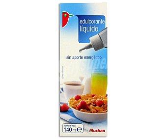 Auchan Edulcorante líquido 140 ml
