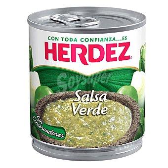 Herdez Salsa mexicana ver 210 g