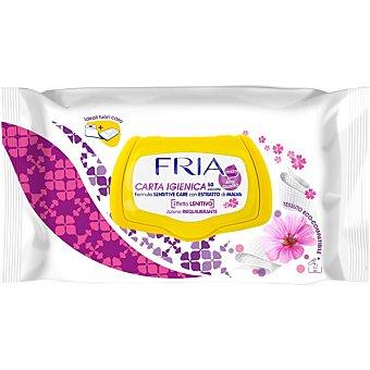 FRIA Toallitas higienicas Wc Paquete 50 unidades