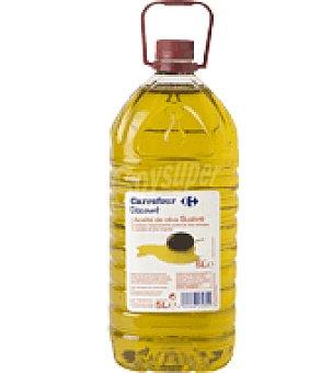 Carrefour Discount Aceite de oliva suave refinado Garrafa de 5 l
