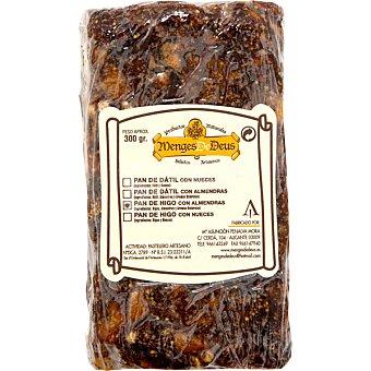 MENGES DE DEUS Pan de higo con almendras envase 300 g envase 300 g