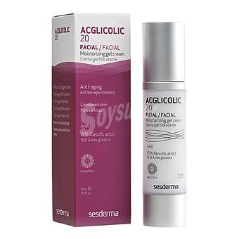 Sesderma Crema gel hidratante Acglicolic classic 50 ml. 1 ud