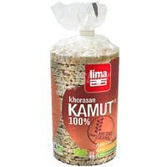LIMA Tortitas Kamut Paquete 100 g