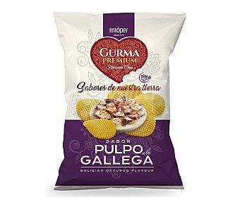 Fritoper Patatas fritas sabor pulpo a la gallega Gurma 110 gramos